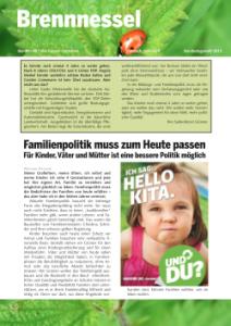 Brennessel zur Bundestagswahl 2013