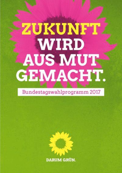 thumbnail of Grüne BTW17