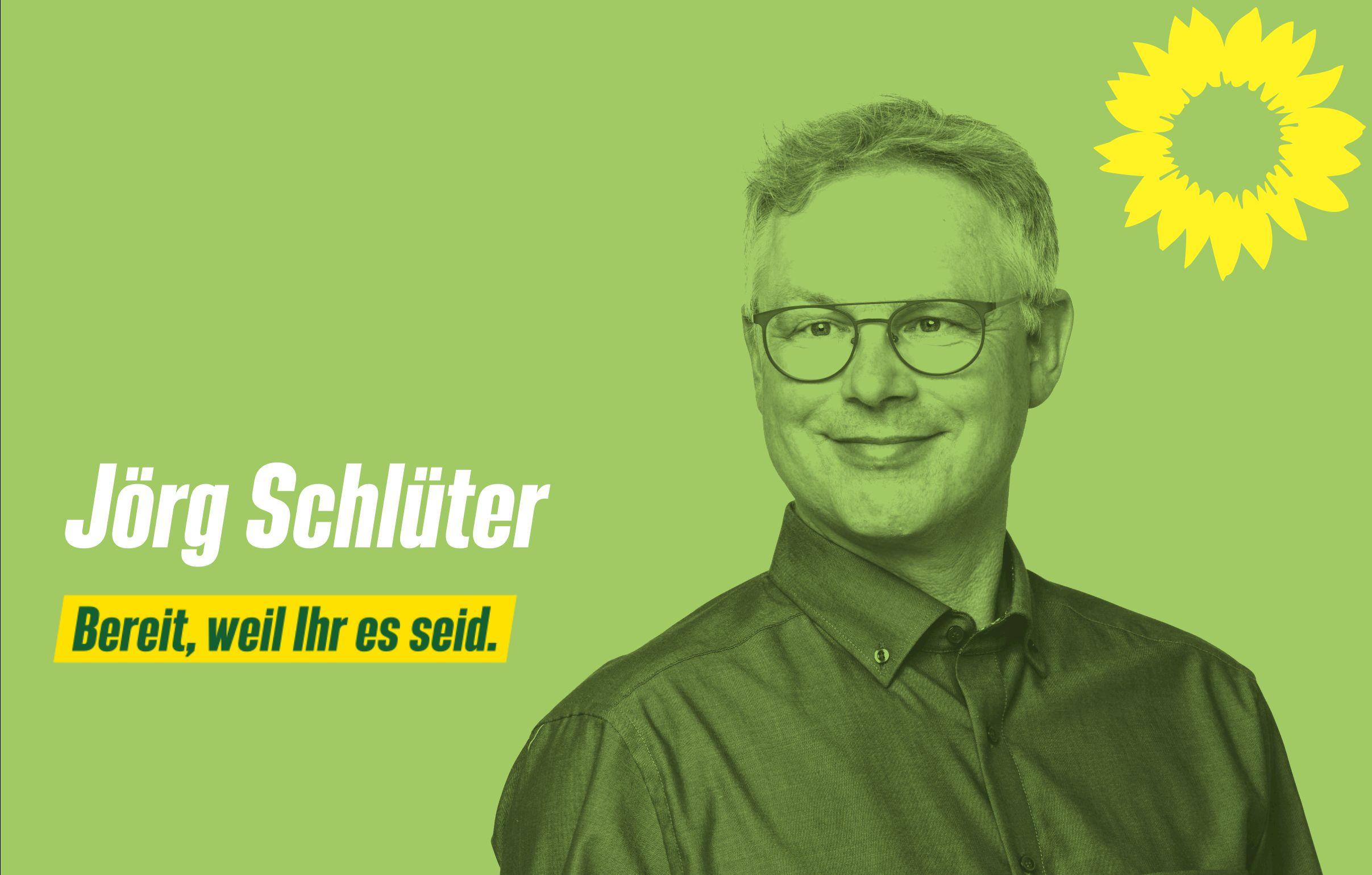 Bundestagskandidat Jörg Schlüter